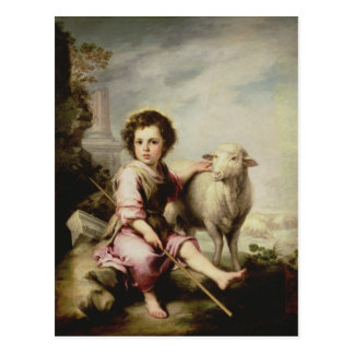 The Good Shepherd, c.1650 Postcard