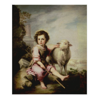 The Good Shepherd, c.1650 Poster