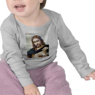 THE GOOD SHEPHERD c 1900 Tshirt