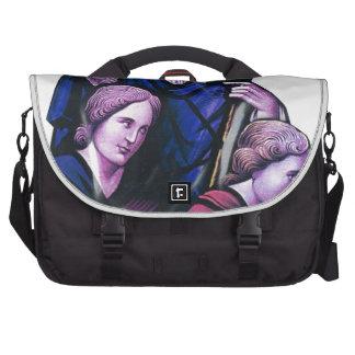 The Good Shepherd, Church window Bags For Laptop