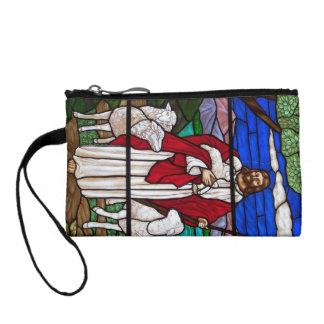The Good Shepherd Coin Bag Coin Wallet