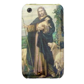 THE GOOD SHEPHERD, JESUS iPhone 3 Case-Mate CASES