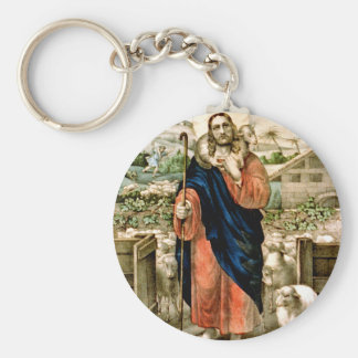 The Good Shepherd Keychain