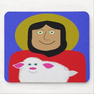 The Good Shepherd Mousepads