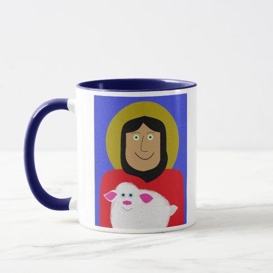 The Good Shepherd Mug