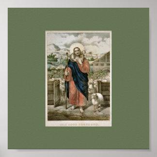 The Good Shepherd Print