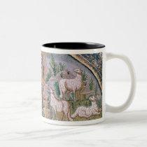 The Good Shepherd Two-Tone Coffee Mug
