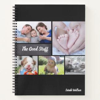 The Good Stuff, Family, Gratitude Journal