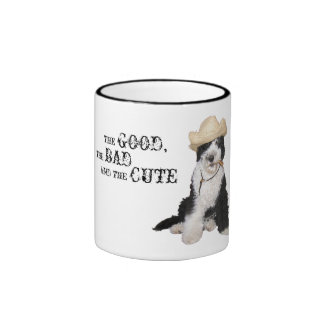 The Good, the Bad and the Cute Portie Mug