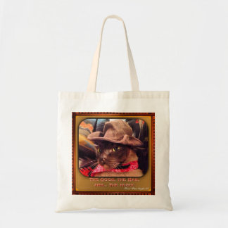 The Good, the Bad, and... the Fuzzy Tote Bag