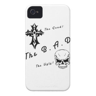 The good, the bad and the ugly iPhone 4 Case-Mate case