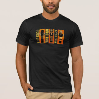 the GOOD the BAD the UGLY dark tee