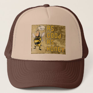The Good the Honey Trucker Hat