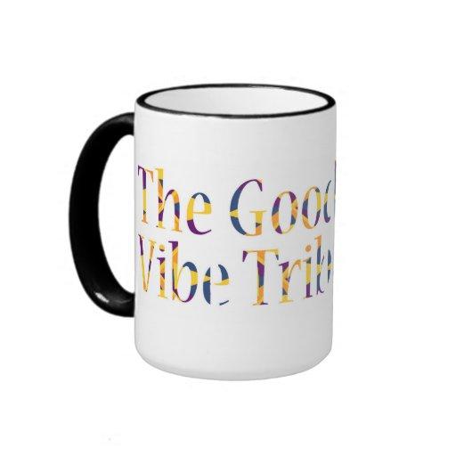 The Good Vibe Tribe Ringer Mug