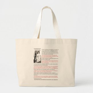 The Good Wife Guide bag