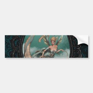 The Good Witch Bumper Sticker