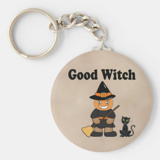 The Good Witch Keychains