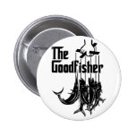 The Goodfisher #2 Button