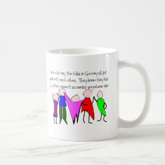The GOONBY FOLKS--Story Art People Mug