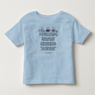 The Goops They Lick Their Fingers Toddler T-shirt