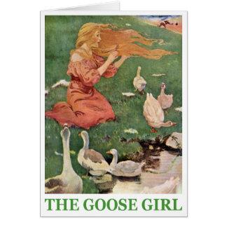 The Goose Girl Card