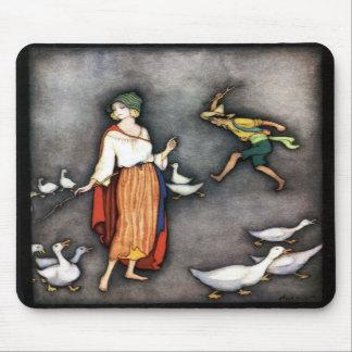 The Goose Girl, Mousepad