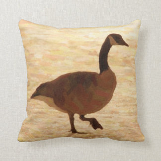 The Goose is Loose Pillow 20x20