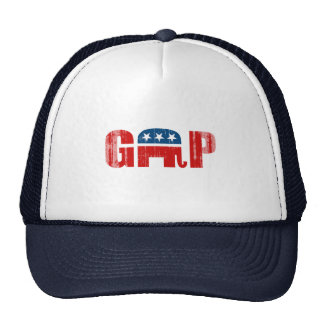 THE GOP Faded.png Hat