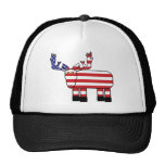 The GOP Moose Trucker Hat