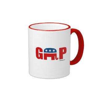 THE GOP RINGER COFFEE MUG