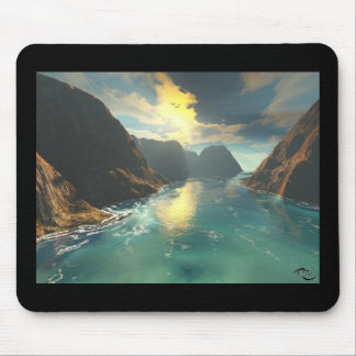 The Gorge Mousepad