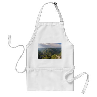 The Gorges du Tarn Canyon Southern France Adult Apron