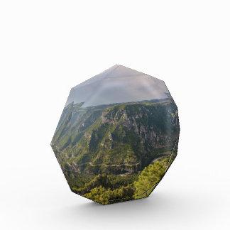 The Gorges du Tarn Canyon Southern France Acrylic Award