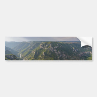 The Gorges du Tarn Canyon Southern France Bumper Stickers