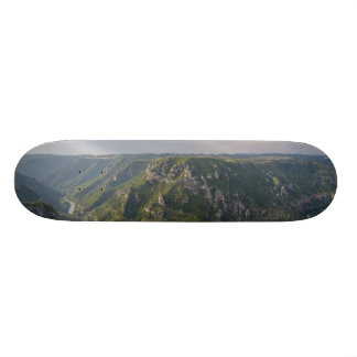 The Gorges du Tarn Canyon Southern France Skateboards