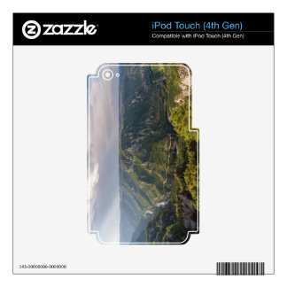 The Gorges du Tarn Canyon Southern France iPod Touch 4G Decal