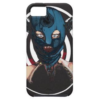 The gorgon iPhone SE/5/5s case