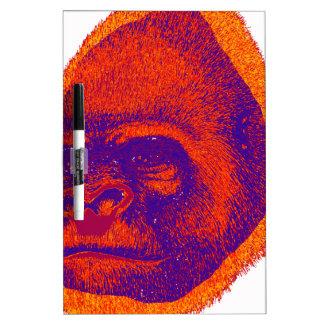 THE GORILLA 3D Dry-Erase BOARD