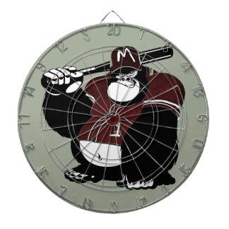 The Gorilla Baseball Club Dart Board