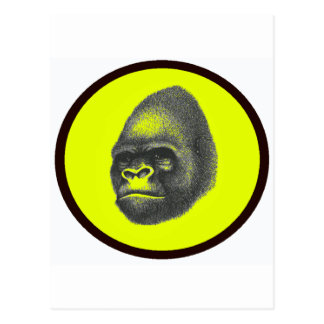 THE GORILLA TRUTH POSTCARD