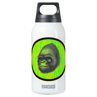 THE GORILLAS TERRITORY THERMOS WATER BOTTLE