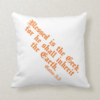 The Gospel according to Bill Gates! Pillow
