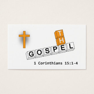 The Gospel Business Card
