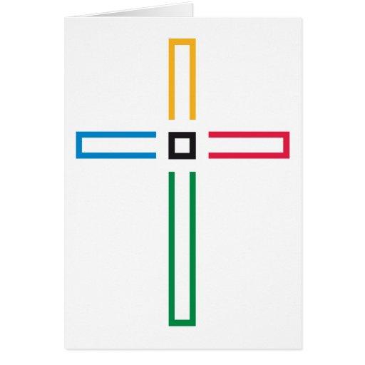 The Gospel Cross Cards