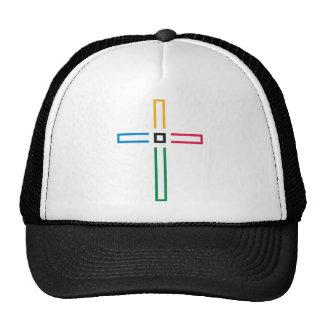 The Gospel Cross Trucker Hat