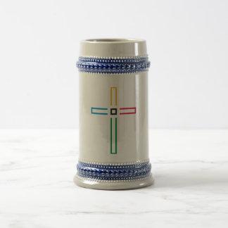 The Gospel Cross Mug