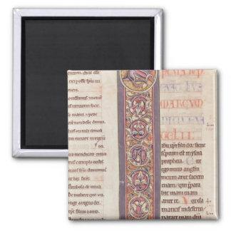 The Gospel of St. Mark Magnet