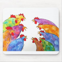 The Gossipers Mouse Pad