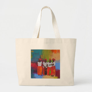 The Gossips Canvas Bag