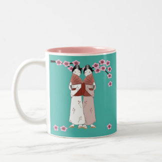 The Gossips Mug